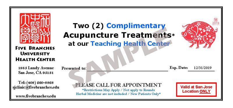 San Jose Clinic 1st Time Teaching Clinic Coupon
