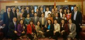 Visit to Consul General of China in San Francisco