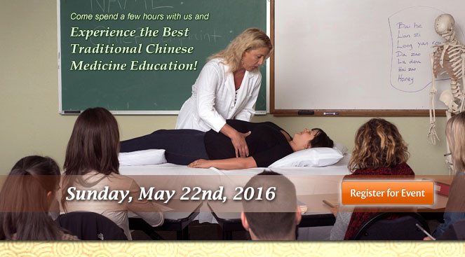Experience Studying Chinese Medicine!!