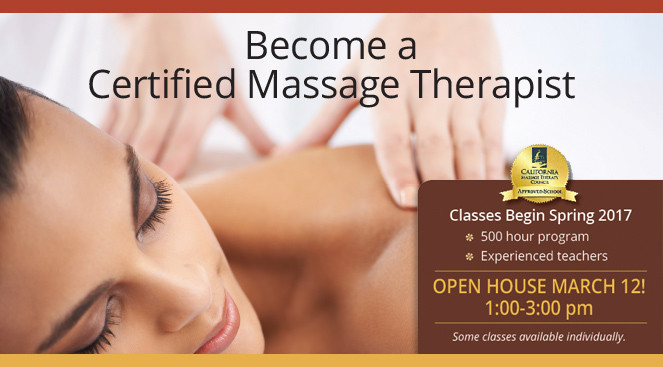 Massage Open House