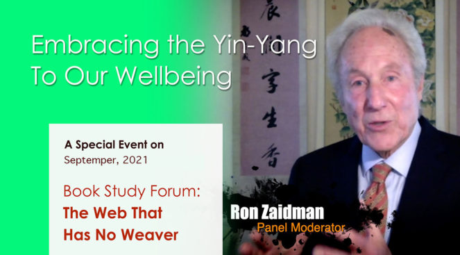 Embrace Yin-Yang in your wellbeing
